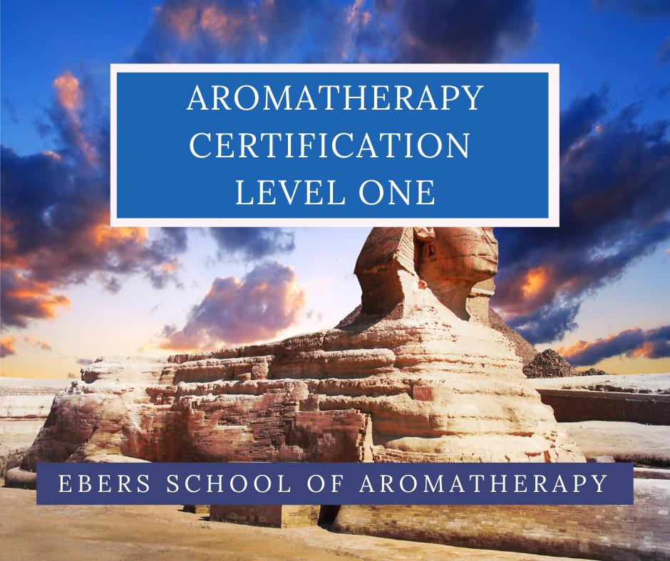 Ebers NAHA Certified Level 1 Aromatherapist Program