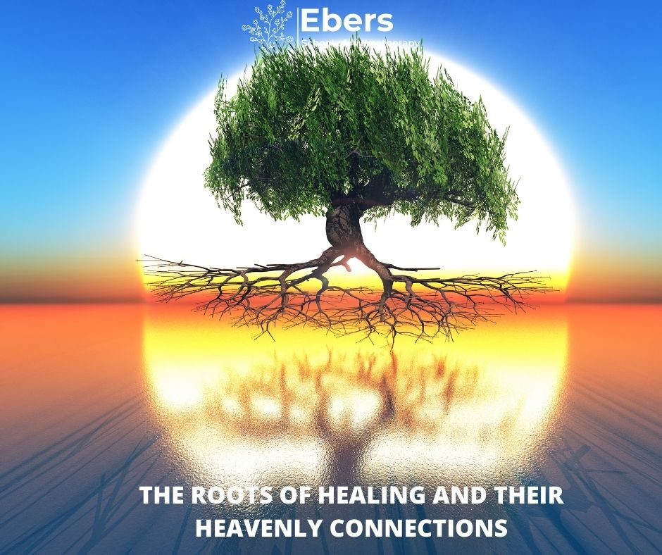 THE ROOTS OF HEALING AND THEIR HEAVENLY CONNECTIONS